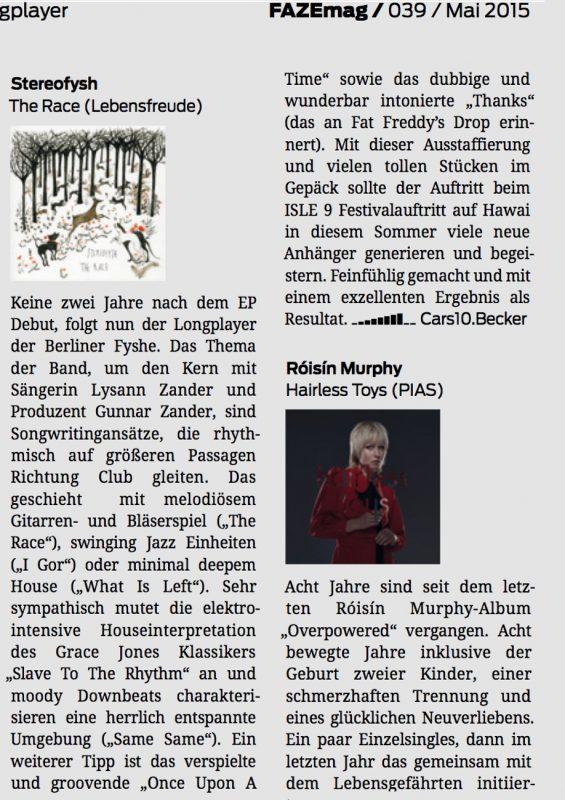 FAZE Mag Review