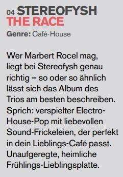 album review REFLECT