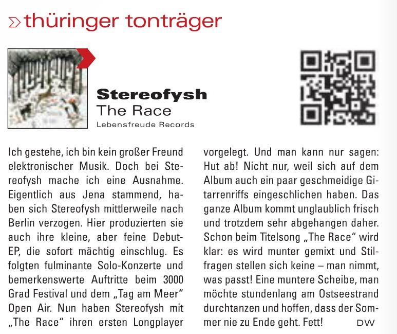 Thüringer Tonträger - Album Review